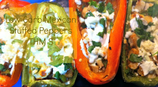THM stuffed mexican peppers 2