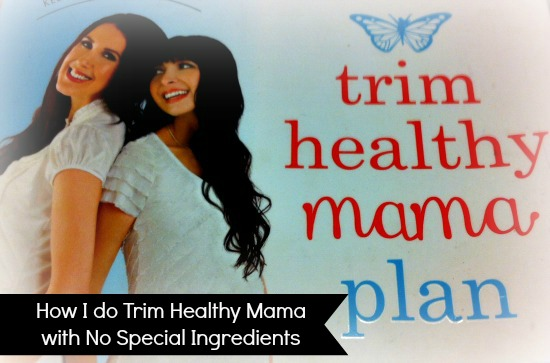 trim healthy mama no special ingredients